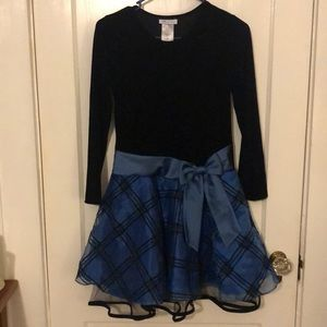 Girls Christmas Dress size 12